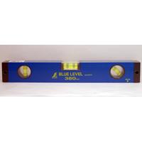 ブルーレベル 380mm 76375 水平器 工事 建築 配管 電気 鉄骨 日曜大工 シンワ測定