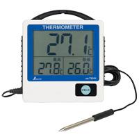 デジタル温度計 G-1 最高・最低隔測式防水型 73045 シンワ測定 最高温度 最低温度 隔測式 防水 測定 シンワ測定