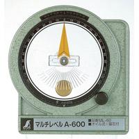 マルチレベル A-600 78966 角度 角度測定 直尺ステン