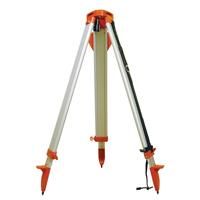 三脚 平面脚頭式 76690 レーザー 光学機器 建築 土木 測量 測定器 測量用品 シンワ測定