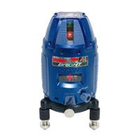 レーザーロボ Fine 41 BRIGHT 縦・横・通り芯・地墨 77467 レーザー 墨出し器 光学機器 建築 土木 測量 測定器 測量用品 シンワ測定