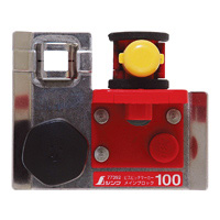 メインブロック 100 ビスピッチマーカー用 77392 大工道具 墨つけ 日曜大工 ビスピッチ シンワ測定