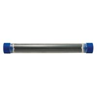 消耗品 替芯 ノック式クレヨン用 黒 7.0mm 工事用 2本入 78466