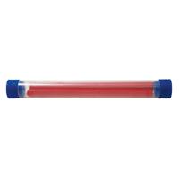 消耗品 替芯 ノック式クレヨン用 赤 7.0mm 工事用 2本入 78467 建築用 大工道具 基準出し 工事用クレヨン シンワ測定