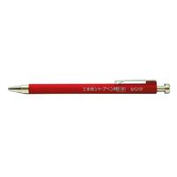 シャープペン 赤 2.0mm 工事用 78471 建築用 大工道具 基準出し 工事用シャーペン シンワ測定