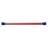 消耗品 替芯 シャープペン用 赤 2.0mm 工事用 6本入 78474 建築用 大工道具 基準出し 工事用シャーペン