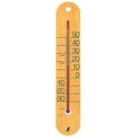 温度計 木製 M-023 48481 健康管理 省エネ オフィス用 学校用 病院用 シンワ測定