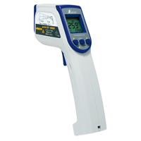 放射温度計 C レーザーポイント機能付 放射率可変タイプ 73014