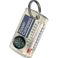 方向コンパス I オイル式 ジッパー用 75686 コンパス キャンプ レジャー 登山 アウトドア ハイキング Zipper compas シンワ測定