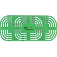 テンプレート TP-1 コーナー定規 66031 製図 設計 図面 シンワ測定