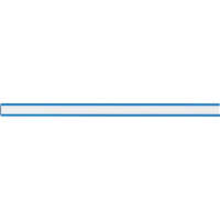 マグネットバー 25cm青 72034 マグネット 磁石 黒板 掲示 シンワ測定