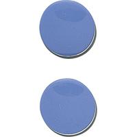 マグクリップ 丸型 A 青 2ヶ入 72037 マグネット 磁石 黒板 掲示 シンワ測定