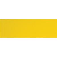 マグシート つやなし B 10×30cm0.8mm厚 黄 72049 マグネット 磁石 黒板 ホワイトボード 掲示 店舗 シンワ測定