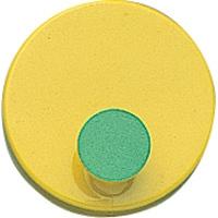 マグネットハンガー 丸型 A 黄 72083 マグネット 磁石 シンワ測定