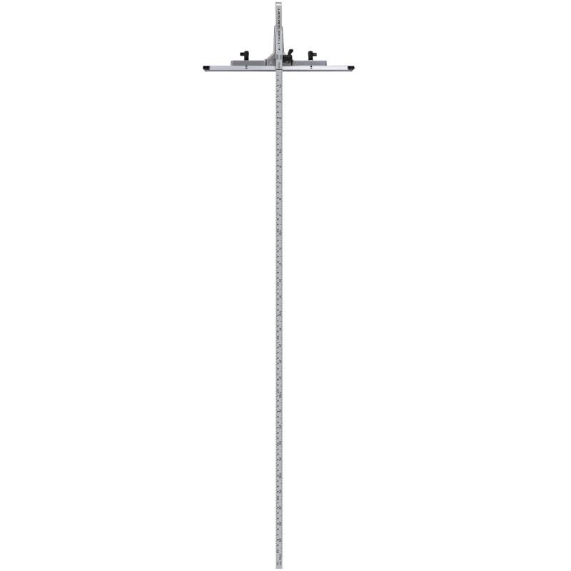 丸ノコガイド定規 Tスライド スリムシフト 90cm併用目盛 73316 シンワ測定 定規 90cm 丸ノコ ガイド定規 目盛り 計測 スケール 大工道具