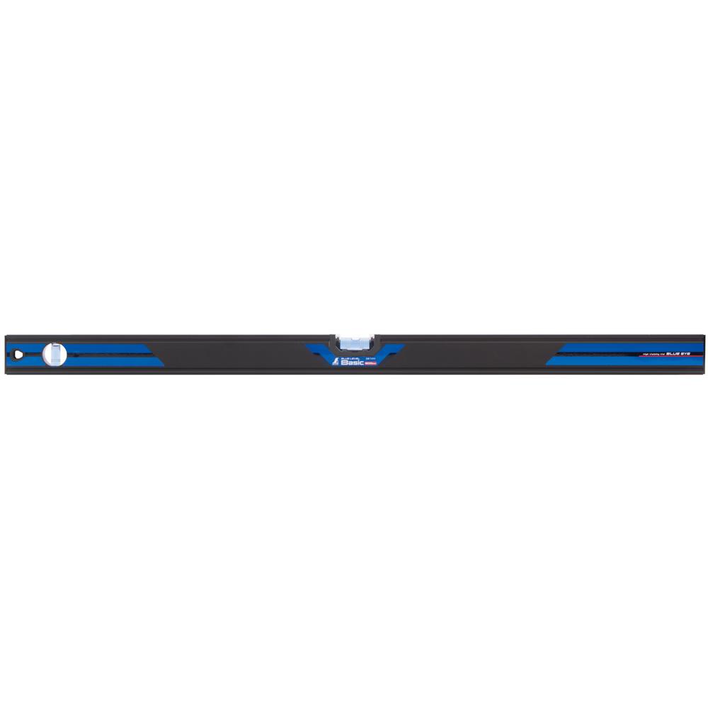 シンワ測定 水平器 おすすめ 気泡管 精度 角度 水準器 73454 ブルーレベル Basic 900mm