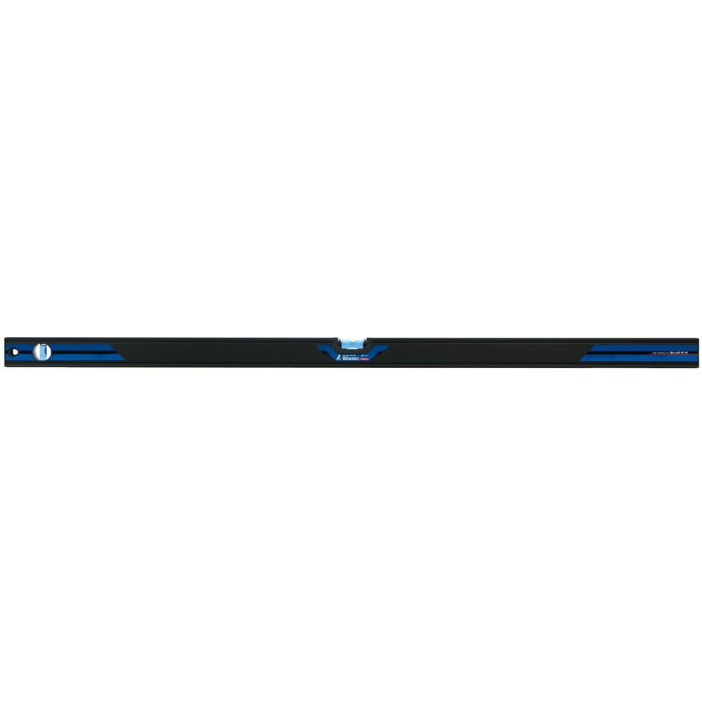 シンワ測定 水平器 おすすめ 気泡管 精度 角度 水準器 73455 ブルーレベル Basic 1200mm