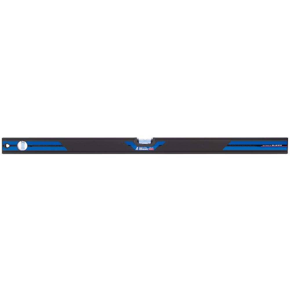 シンワ測定 水平器 おすすめ 気泡管 精度 角度 水準器 73494 ブルーレベル Basic 900mm マグネット付