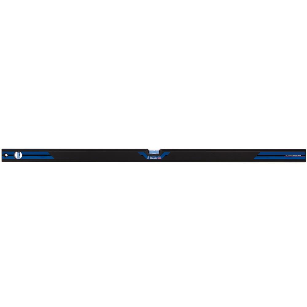 シンワ測定 水平器 おすすめ 気泡管 精度 角度 水準器 73495 ブルーレベル Basic 1200mm マグネット付