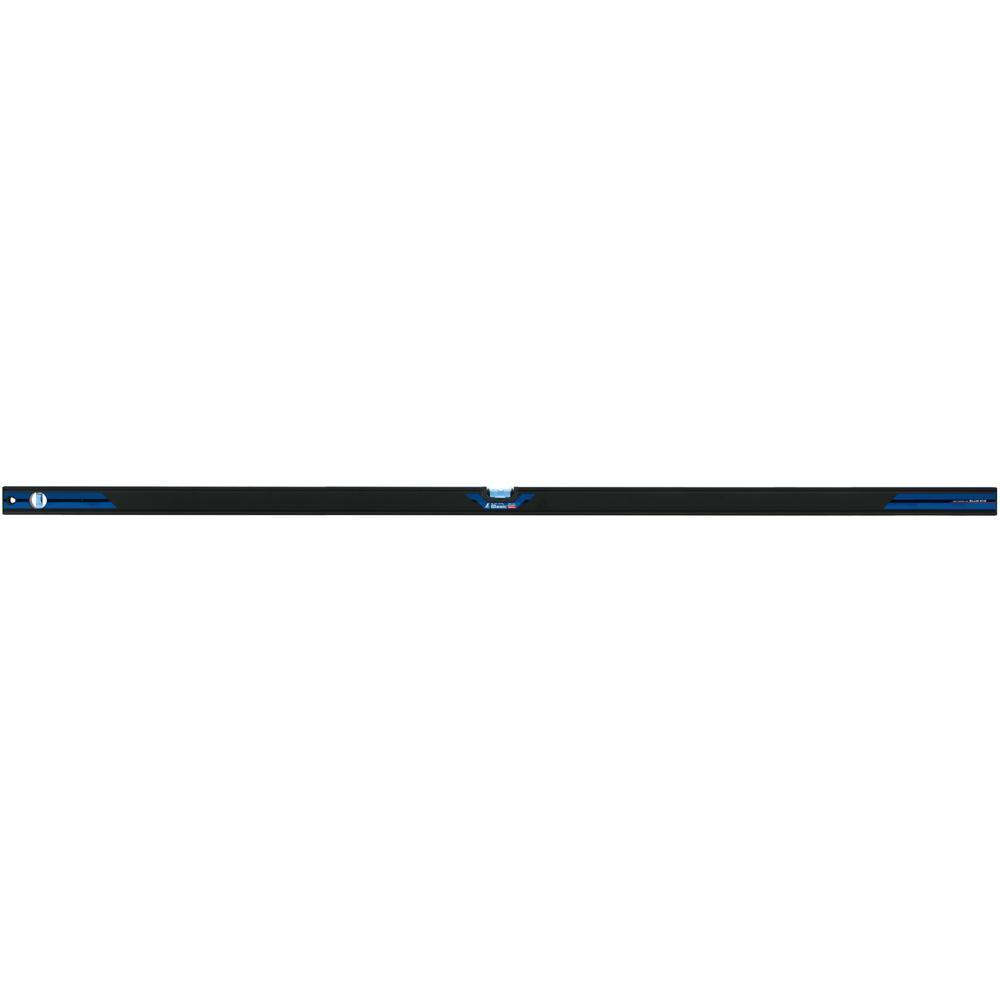 シンワ測定 水平器 おすすめ 気泡管 精度 角度 水準器 73497 ブルーレベル Basic 1800mm マグネット付