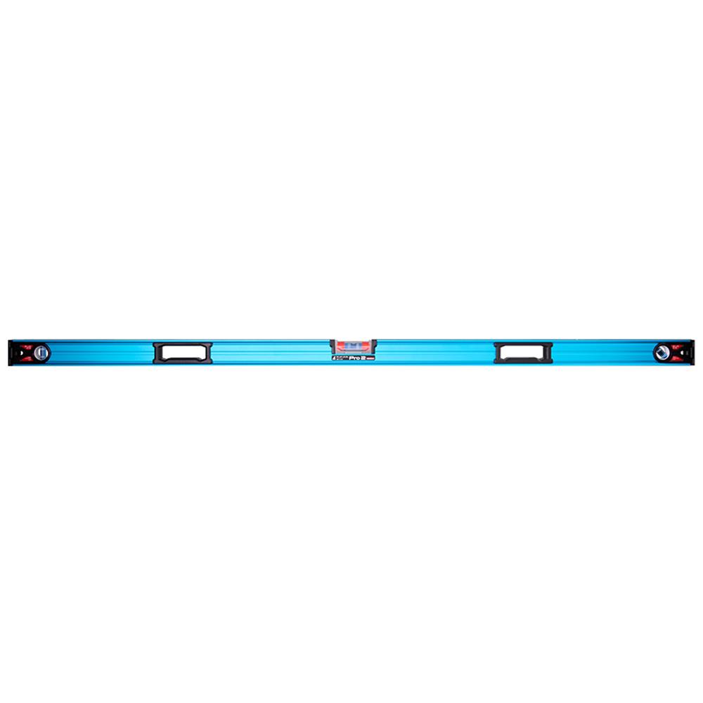 シンワ測定 水平器 おすすめ 気泡管 精度 角度 水準器 73336 ブルーレベル Pro 2 1500mm