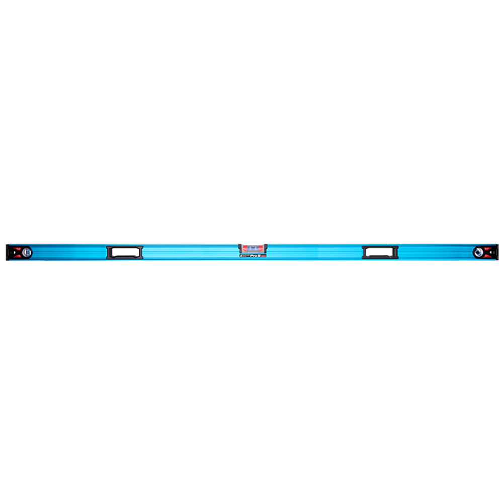 シンワ測定 水平器 おすすめ 気泡管 精度 角度 水準器 73337 ブルーレベル Pro 2 1800mm