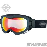 スノーゴーグル スワンズ 交換レンズ 単品 レンズケース付き LRL-4265 CUL RIDGELINE用レンズ 曇り止め ダブルレンズ スキー スノーボード