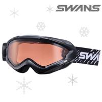 ゴーグル 眼鏡対応 ダブルレンズ 偏光 スノーボード スノボ スキー [17-18カタログモデル] DREAD-PTBR 曇り止め スノーゴーグル ドレッド-PTBR SWANS スワンズ