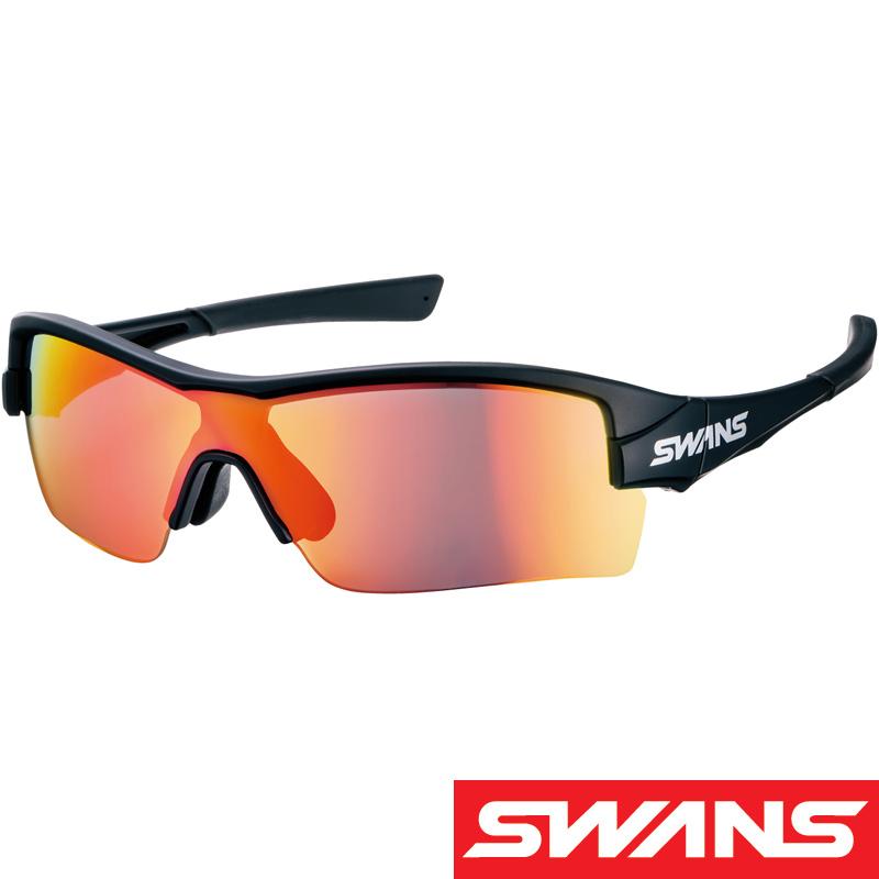 スポーツサングラス STRIX・H ストリックス・エイチ ミラーレンズモデル STRIX H-1701 UV 紫外線カット サングラス メンズ おすすめ 人気 SWANS スワンズ
