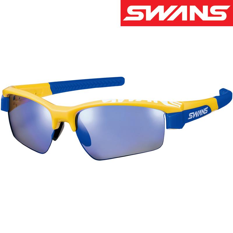 [限定モデル]スポーツサングラス SFZ LION SIN MIT 偏光レンズ SFZ-LI SIN-1951 偏光サングラス UV 紫外線カット サングラス メンズ おすすめ 人気 SWANS スワンズ