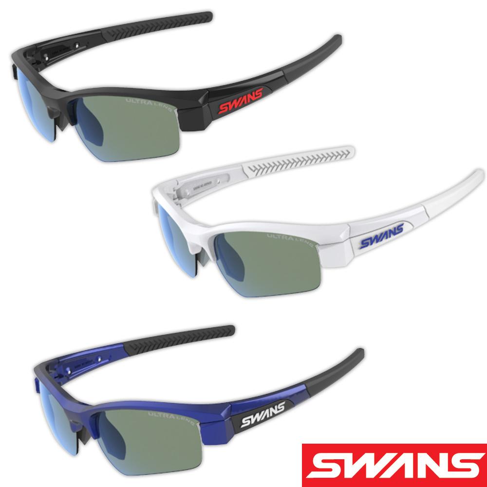 サングラス 偏光レンズ ウルトラレンズ 両面マルチ メンズ レディース ライブ 釣り ゴルフ スポーツ スポーツ LION SIN Compact フレーム+L-LI SIN-C-0168 PLGRN