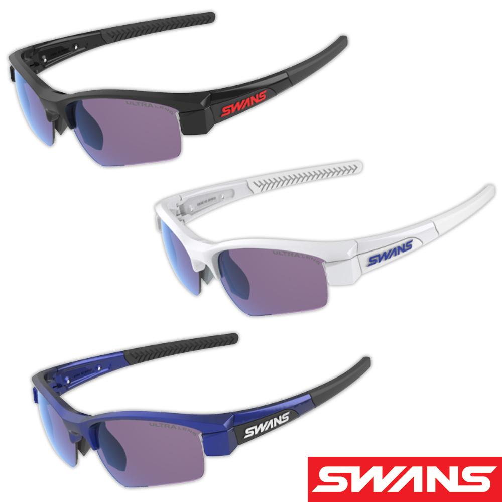 サングラス 偏光 ウルトラレンズ 両面マルチ ドライブ 釣り ゴルフ スポーツ メンズ レディース LION SIN Compact フレーム+L-LI SIN-C-0170 PROSK おすすめ 人気 SWANS スワンズ