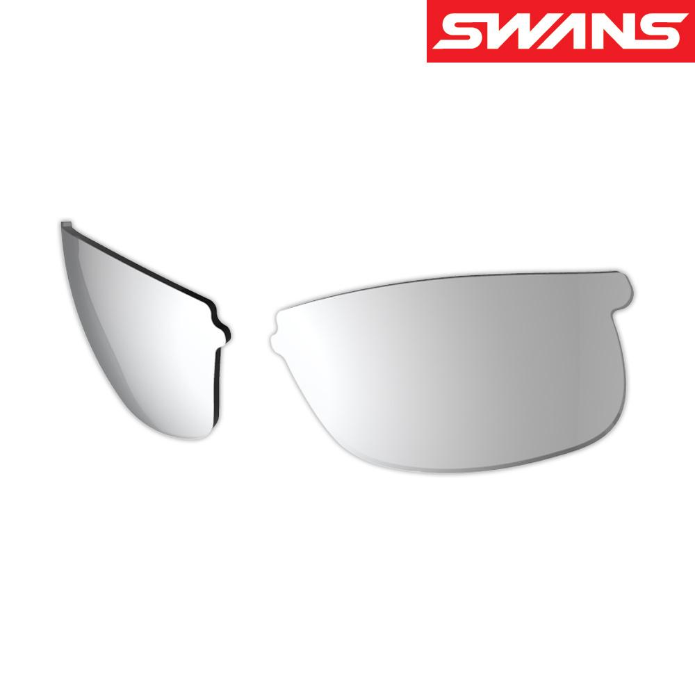 サングラス メンズ レディース スポーツ 運転 ドライブ 釣り uvカット SPRINGBOKシリーズ用 スペアレンズ L-SPB-0701 SMSI ミラーレンズ SWANS スワンズ おすすめ 人気 交換レンズ