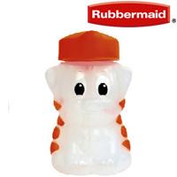 ストローマグ アニマルジュースボックス タイガー トラ とら 250ml ラバーメイド 漏れにくい ベビー 赤ちゃん 水筒 キッズ キッチン雑貨 ストロー付きボトル 飲み方 練習