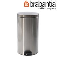 ペダルビン・FPPマット 45L 424205 ブラバンシア ゴミ箱 ゴミ入れ レトロビン ブラバンシア インテリア雑貨