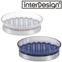 インターデザイン ソープディッシュ 19620-4 19621-1 Zia インターデザイン 石鹸入れ 洗面用具