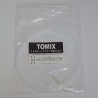 テフロンチューブ0.5φ×1.0φ×10m フィギュア デコ 接着 TOMIX トミタエンジニアリング 接着剤 ディスペンサー テフロンチューブ