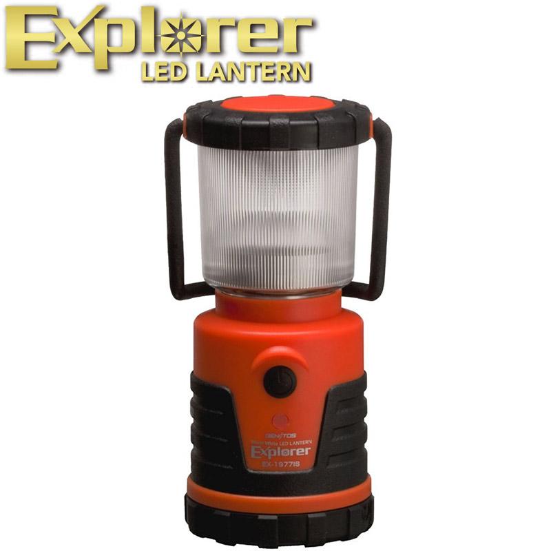GENTOS LEDランタン エクスプローラー EX-1977IS EX-1977IS ランタン LED ジェントス アウトドア 灯り 防災 懐中電灯