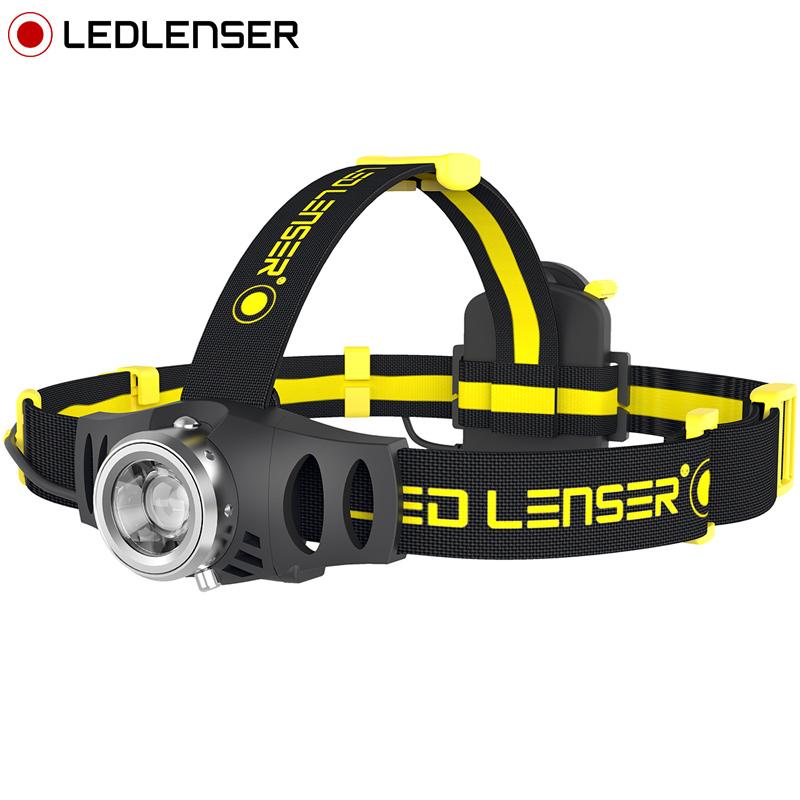 LED LENSER iH6 5610 レッドレンザー ledヘッドライト 懐中電灯 LED 防災グッズ アウトドア