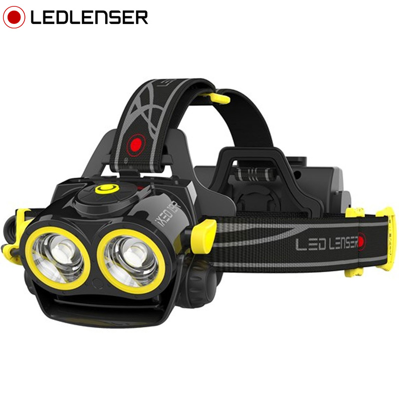 LED LENSER iXEO19R 5619-R レッドレンザー ledヘッドライト 懐中電灯 LED 強力 防災グッズ アウトドア