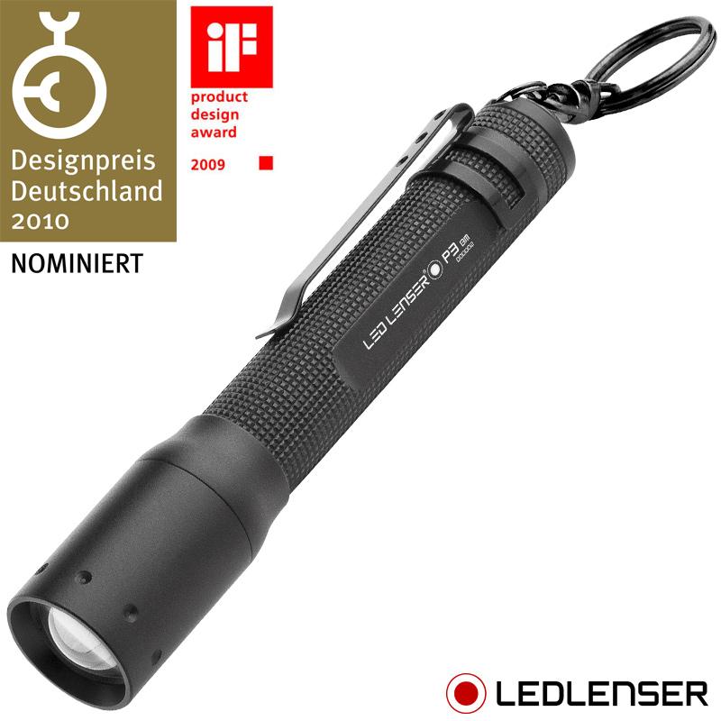 LED LENSER P3BM 8403 レッドレンザー 懐中電灯 LEDライト?防災グッズ アウトドア