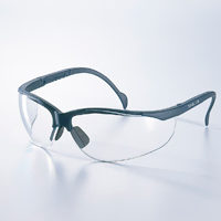 保護メガネ [スペクタクル形] ハーフプラスチック 2100 PCF