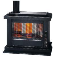 トヨトミ アンティークストーブ HR-T65B 暖房 暖房 ストーブ アンティーク