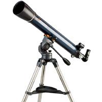 望遠鏡 セレストロン 天体望遠鏡 屈折式 子供 初心者 アストロマスター ASTRO MASTER 90AZ アクロマート 小学生