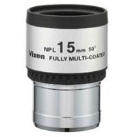 接眼レンズ 天体望遠鏡 ビクセン アイピース NPL15mm 接眼レンズ アイピース カメラアクセサリー