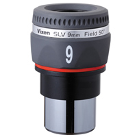 接眼レンズ 天体望遠鏡 ビクセン アイピース SLV9mm 天体望遠鏡用 オプションパーツ アクセサリー 接眼レンズ アイピース VIXEN ビクセン 子供