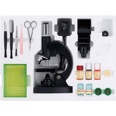 学習用顕微鏡 ミクロショット800 ビクセン 子供 VIXEN 入門 昆虫 理科 研究 自由研究 夏休み クリスマスプレゼント