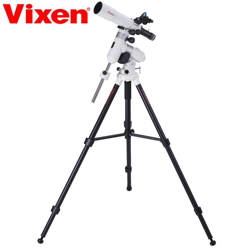 天体望遠鏡 ビクセン 赤道儀 自動追尾 初心者 小学生 子供 AP-A62SS・SM 26155-0 VIXEN 屈折式 天体観測 宙ガール