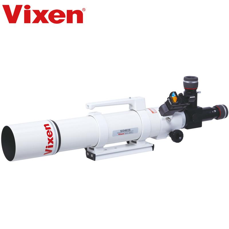 天体望遠鏡 ビクセン SD81S鏡筒 スタンダード鏡筒 81mm 26146-8 VIXEN おすすめ 天体観測