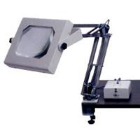 照明拡大鏡 フリーアーム式 WIDE-4 [2倍] オーツカ光学 拡大鏡 照明拡大鏡 ルーペ 検査